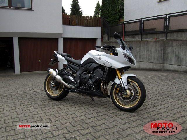 Yamaha Fazer8 ABS 2011 photo
