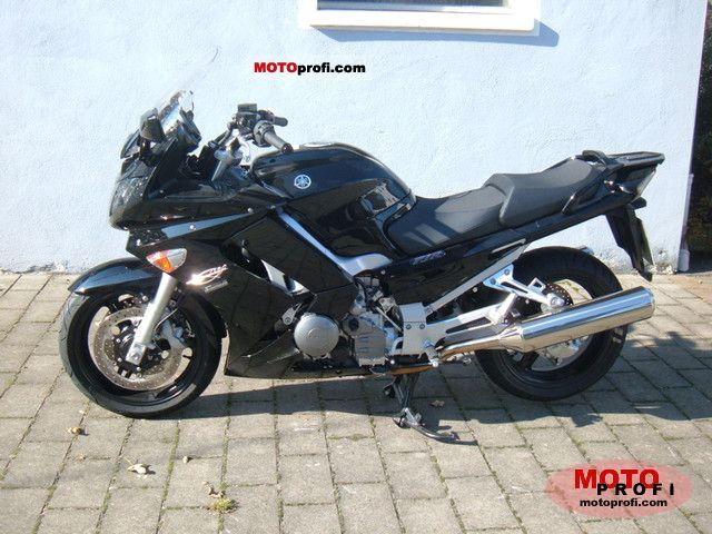 Yamaha FJR1300A 2011 photo