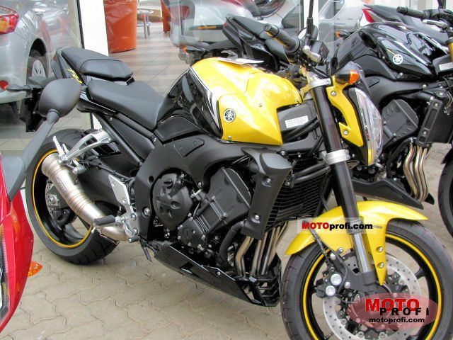 Yamaha FZ1 ABS 2011 photo
