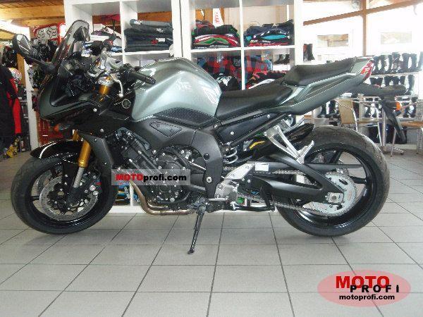 Yamaha FZ1 Fazer 2011 photo