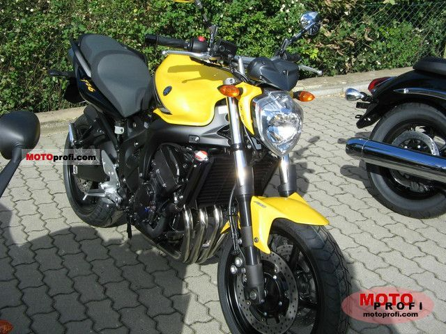 Yamaha FZ6N 2011 photo