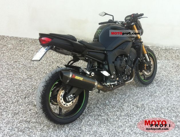 Yamaha FZ8 2011 photo