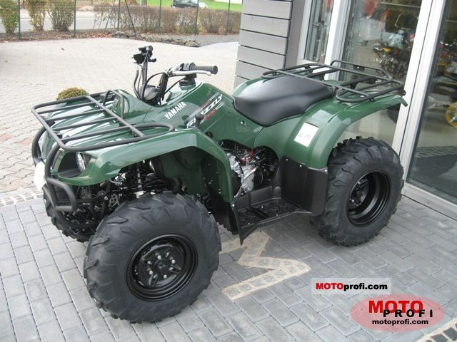 Yamaha Grizzly 350 2011 photo