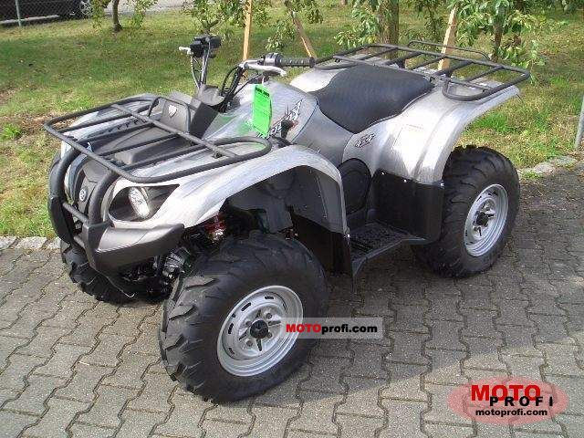 Yamaha Grizzly 450 2011 photo