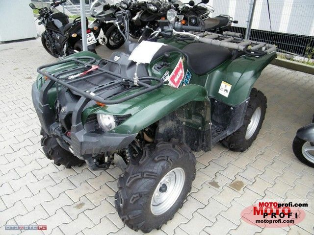 Yamaha Grizzly 550 2011 photo
