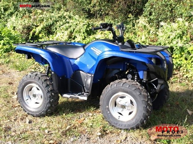 Yamaha Grizzly 700 2011 photo