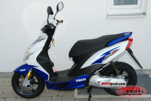 Yamaha Jog RR 2011 Specs and Photos