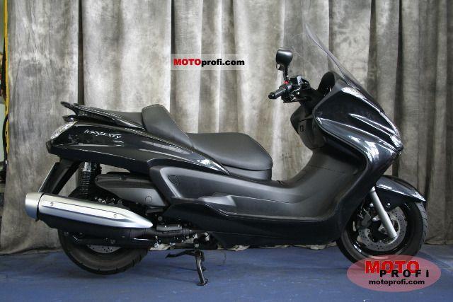 Yamaha Majesty 400 ABS 2011 photo