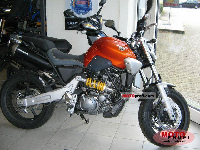 Yamaha MT-03 2011 photo