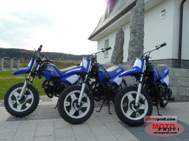 Yamaha PW50 2011 photo