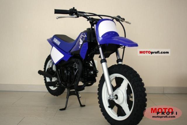 Yamaha PW50 2011 Specs and Photos