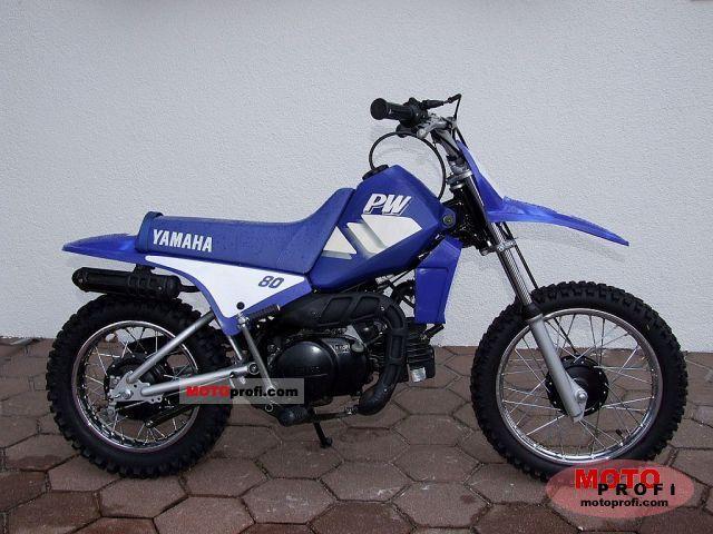 Yamaha PW80 2011 photo