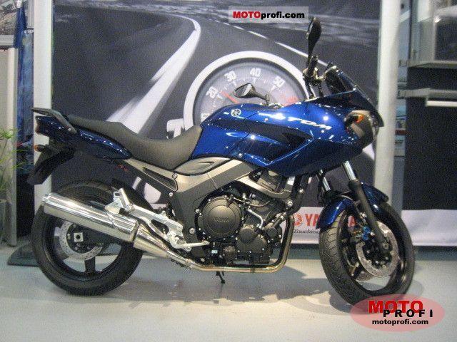 Yamaha TDM 900 2011 photo