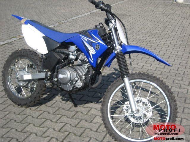Yamaha TT-R125 2011 Specs and Photos