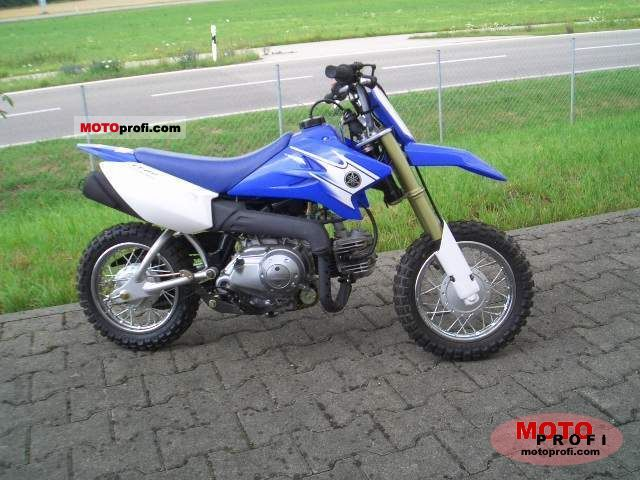 Yamaha TT-R50E 2011 photo