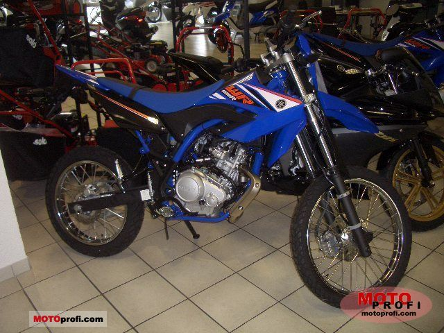 Yamaha WR125R 2011 photo