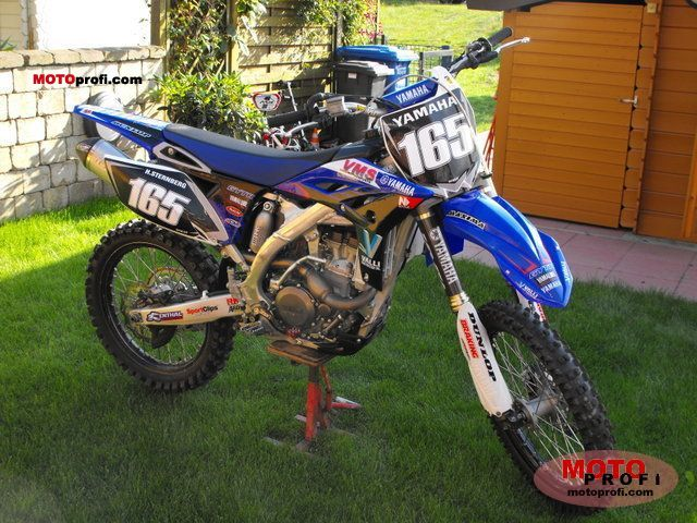 Yamaha WR250F 2011 photo