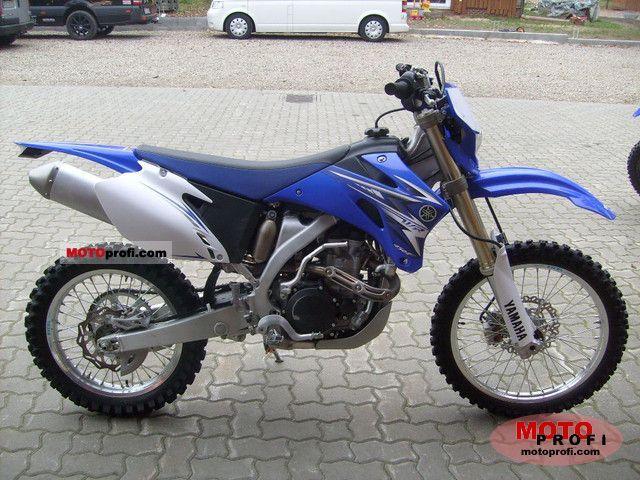 Yamaha WR450F 2011 photo