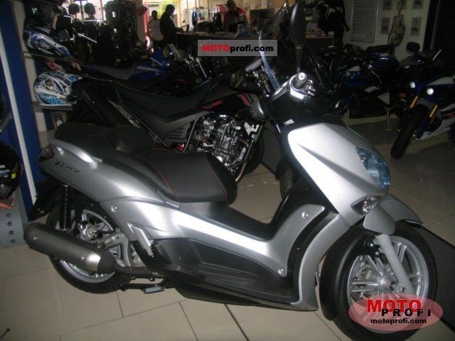 Yamaha X-City 125 2011 photo