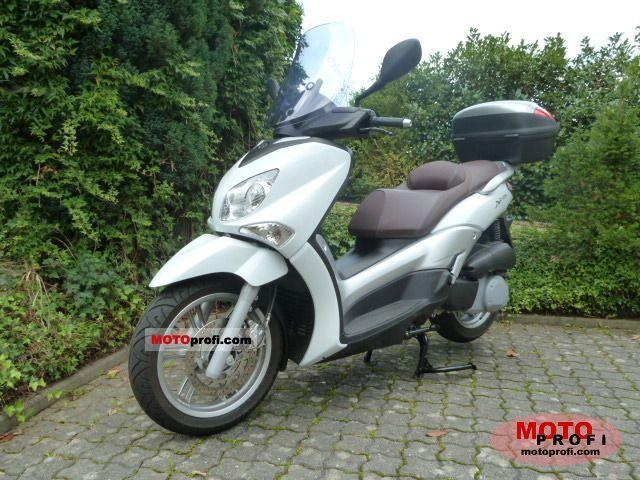 Yamaha X-City 250 2011 photo