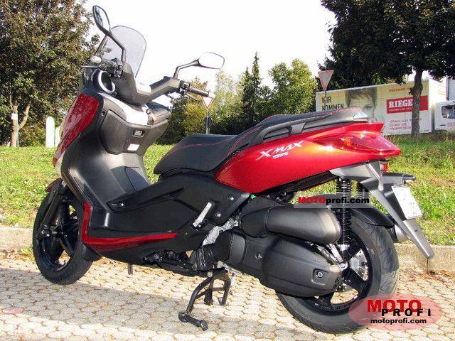 Yamaha X-Max 125 ABS 2011 photo