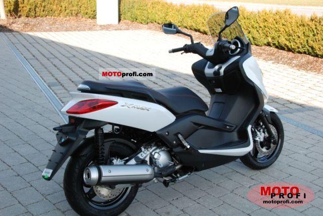 Yamaha X-Max 125 ABS 2011 Specs and Photos