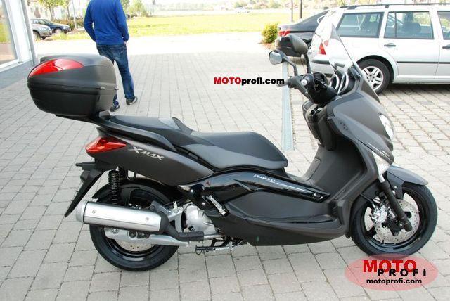 Yamaha X-Max 125 ABS Business 2011 photo