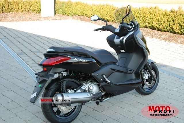 Yamaha X-Max 250 2011 Specs and Photos