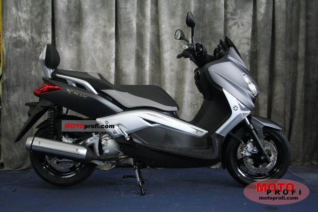 Yamaha X-Max 250 Sport Edition 2011 photo