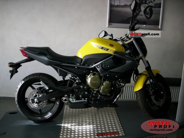 Yamaha XJ6 2011 photo