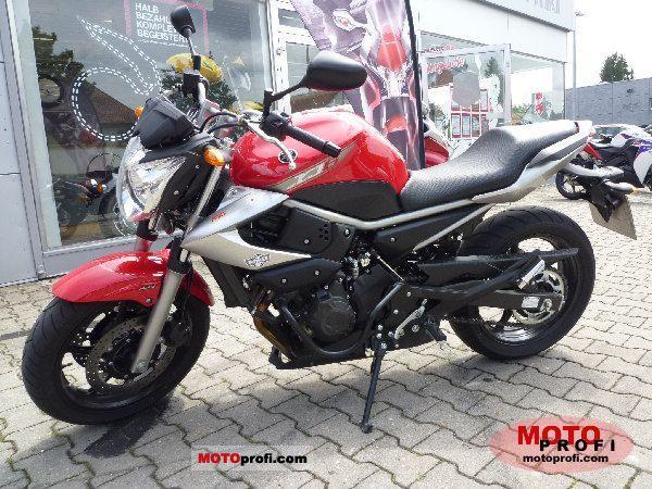 Yamaha XJ6 ABS 2011 photo