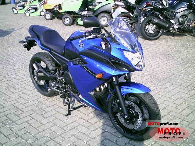 yamaha xj6 diversion f 2011 specs and photos. Black Bedroom Furniture Sets. Home Design Ideas