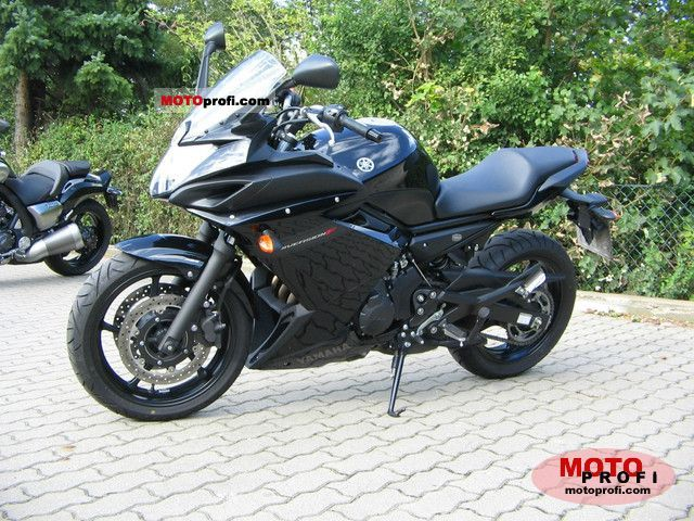 yamaha xj6 diversion f abs 2011 specs and photos. Black Bedroom Furniture Sets. Home Design Ideas