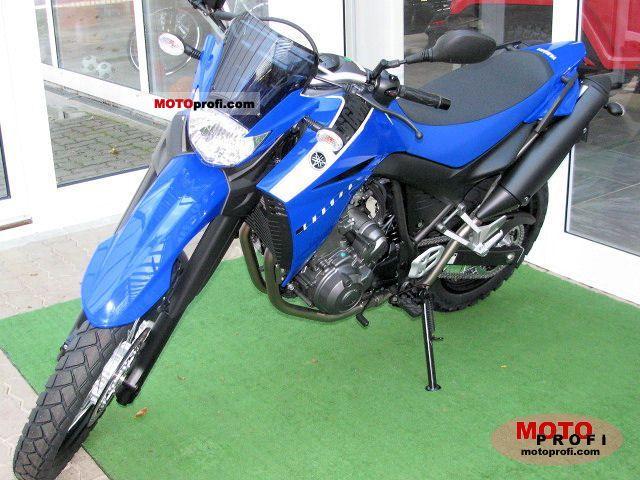 Yamaha XT660R 2011 photo