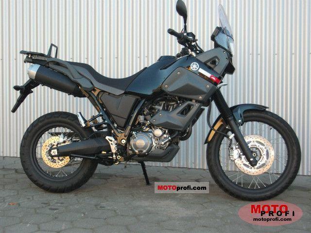 Yamaha XT660Z Tenere 2011 photo