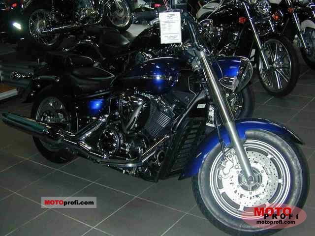 Yamaha XVS1300A Midnight Star 2011 photo