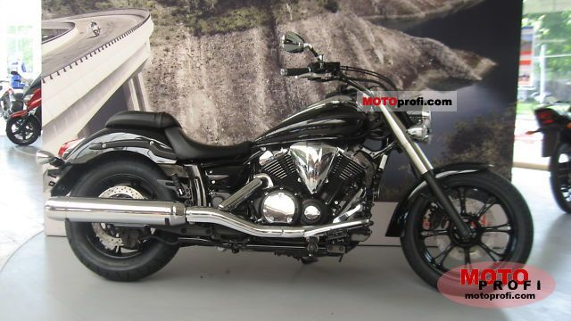 Yamaha XVS950A Midnight Star 2011 photo