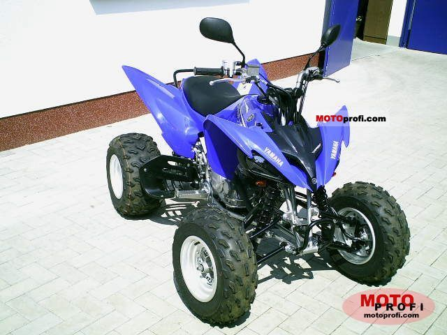Yamaha YFM250R 2011 photo