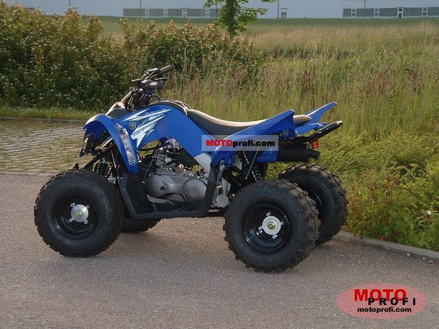 Yamaha YFM90 2011 photo