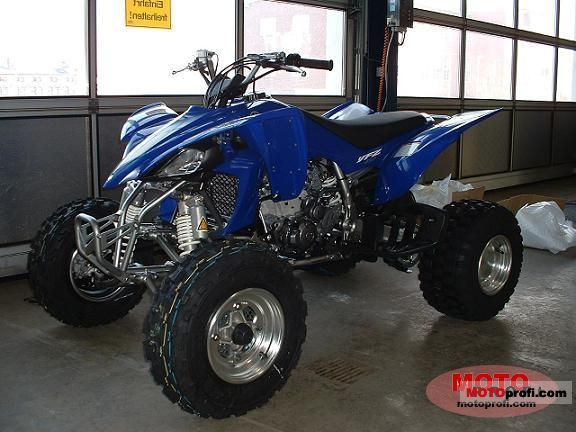 Yamaha YFZ450R 2011 photo