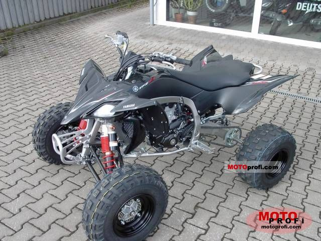 Yamaha YFZ450R Special Edition 2011 photo